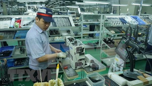 越南参加2018年日本东京国际机械要素及技术展 hinh anh 1
