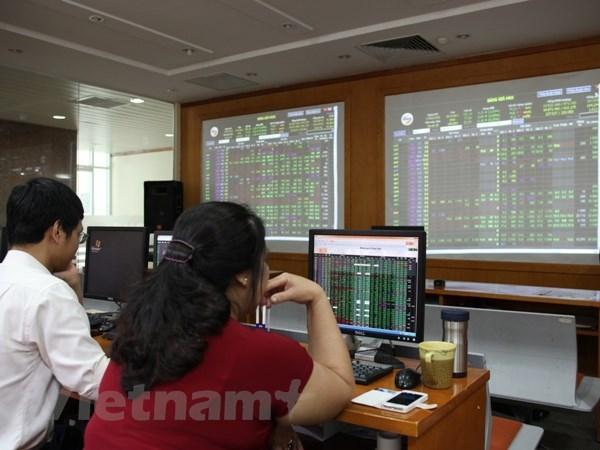 越南证券市场规模发展速度在东盟排名第一 hinh anh 1