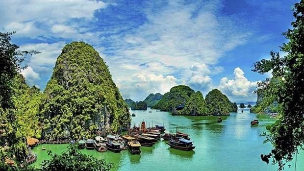 越南旅游推介宣传活动在瑞士举行 hinh anh 1