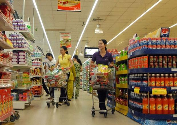 国内外零售企业着力开发农村市场 hinh anh 1