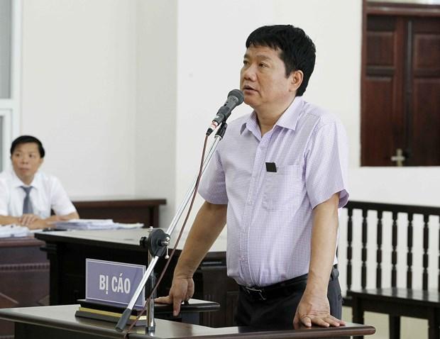 PVN案二审:检察院建议维持对丁罗升和同案犯的原判 hinh anh 2