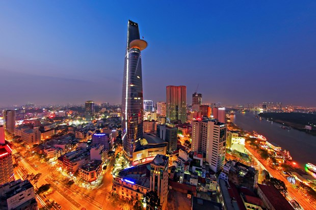 胡志明市有望成为东南亚地区贸易交易中心 hinh anh 1