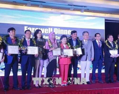 越南胡志明市和河内市荣获TPO最佳营销奖 hinh anh 1
