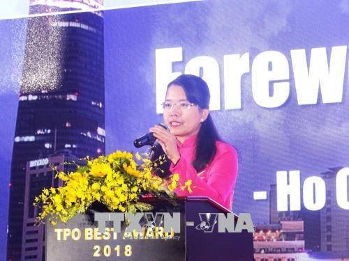 越南胡志明市和河内市荣获TPO最佳营销奖 hinh anh 2