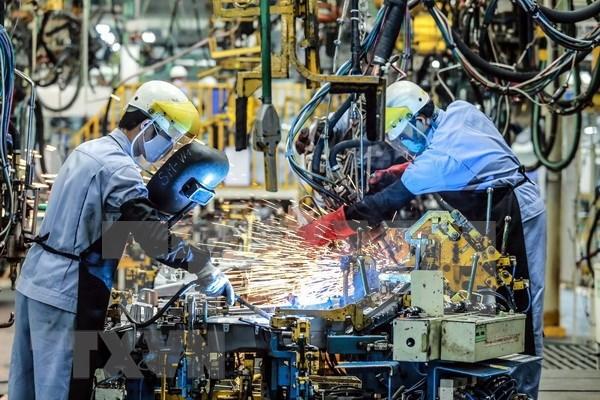 2018年越南经济增长前景较为明朗 hinh anh 1