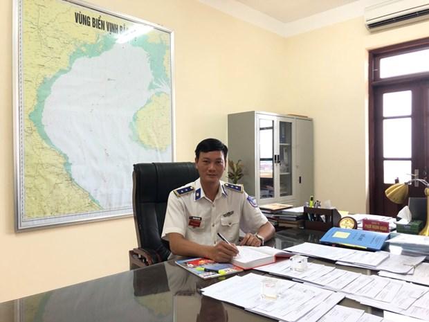 越南与中国在北部湾开展渔业捕捞合作 hinh anh 2