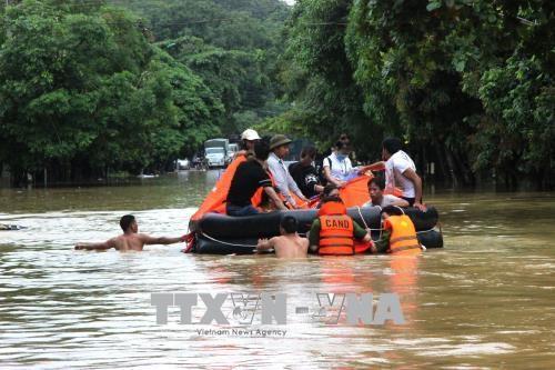 北部山区各省遭特大暴雨洪水袭击 政府总理指导抓紧做好救灾工作 hinh anh 2