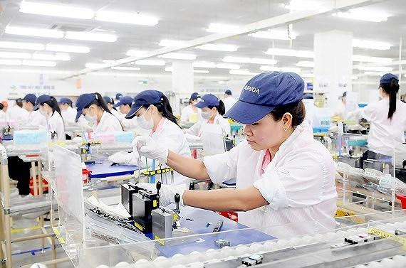2018年上半年越南吸引外资超过200亿美元 hinh anh 1