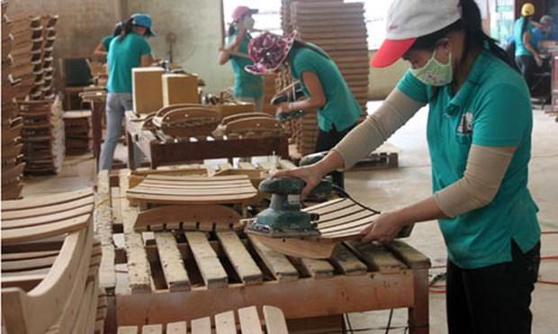 越南木材及木制品出口呈增长势头 hinh anh 1