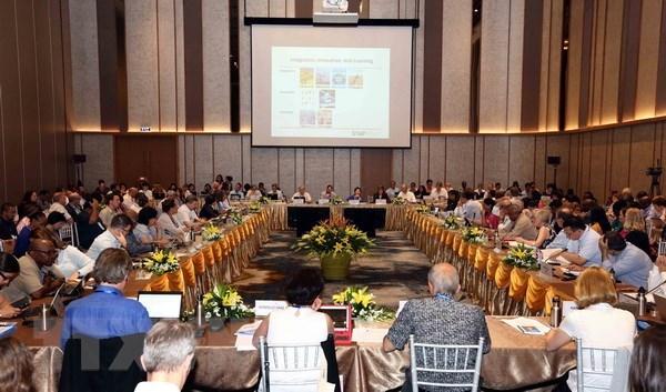 全球环境基金第六届成员国大会继续进行 hinh anh 1