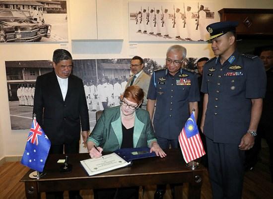 马来西亚与澳大利亚合作应对地区安全挑战 hinh anh 1