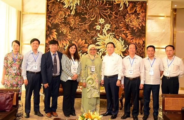 联合国人居署协助越南提高人居环境质量和生态系统质量 hinh anh 2