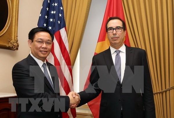 美国重视与越南全面友好合作关系 hinh anh 2
