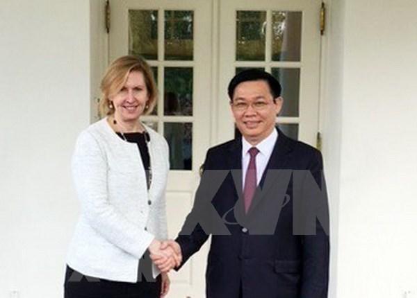 美国重视与越南全面友好合作关系 hinh anh 3