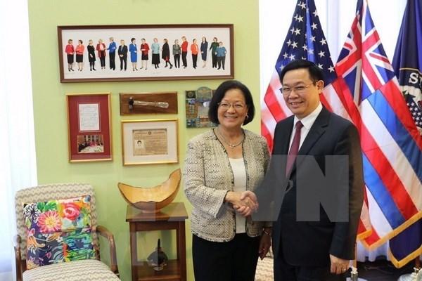美国重视与越南全面友好合作关系 hinh anh 4