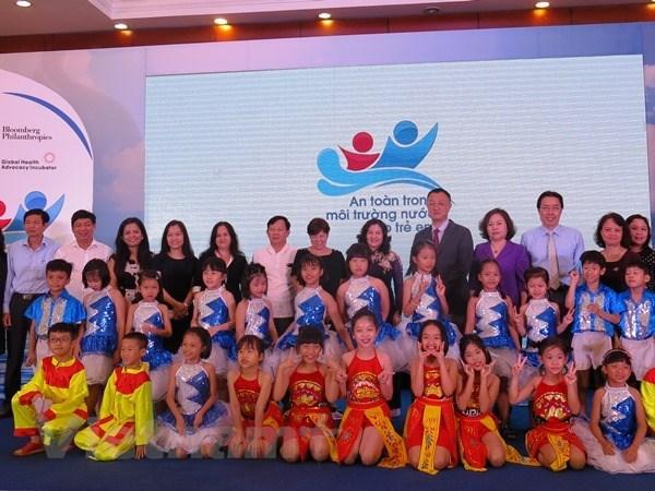 加强预防儿童溺水的国际合作 hinh anh 2