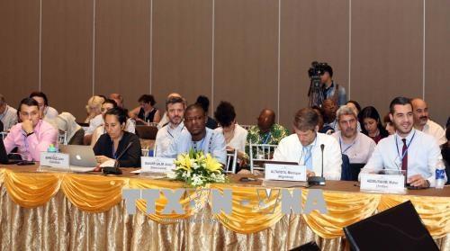 全球环境基金第六届成员国大会:越南承办许多重要活动 hinh anh 1