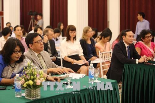 2018年世界经济论坛东盟峰会将在河内举行 hinh anh 1