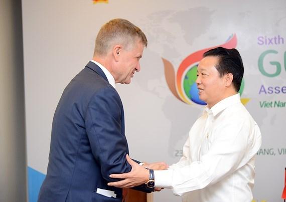 越南将停止生产和使用一次性塑料用品 hinh anh 1