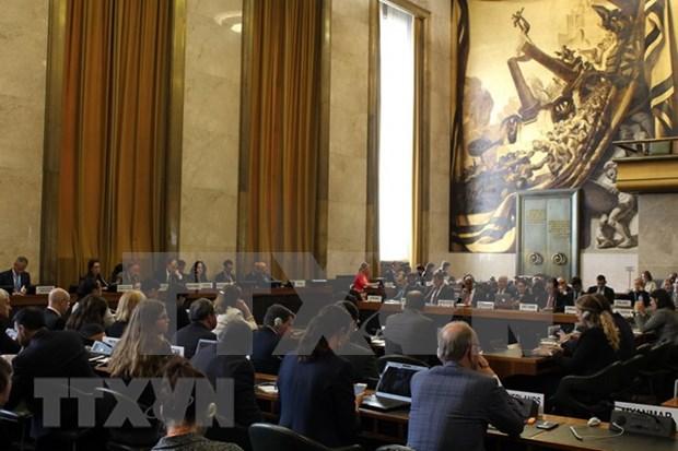 越南代表21国集团强调彻底消除核武器的必要性 hinh anh 2