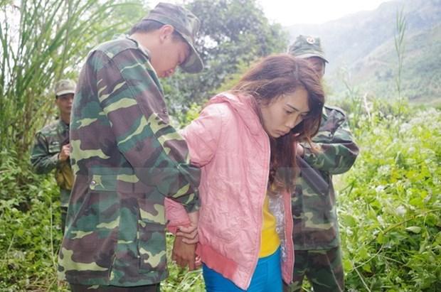 越南与中国公安启动联合打拐专项行动 hinh anh 1