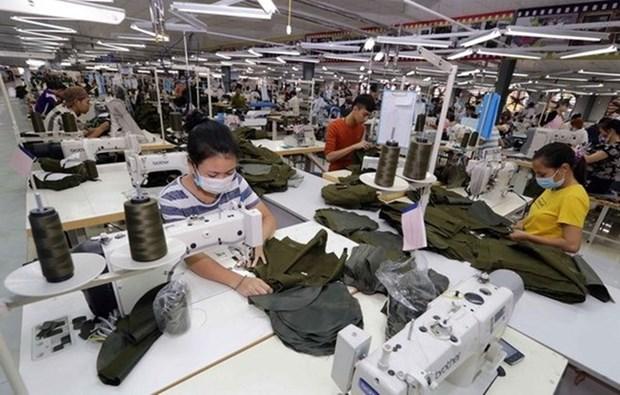 今年上半年同奈省出口额达90多亿美元 hinh anh 1