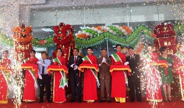 越南-国际会议及展览贸易中心竣工仪式在槟椥省举行 hinh anh 1