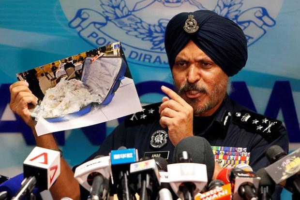 马来西亚警方查抄前总理纳吉布的大量财物 hinh anh 1