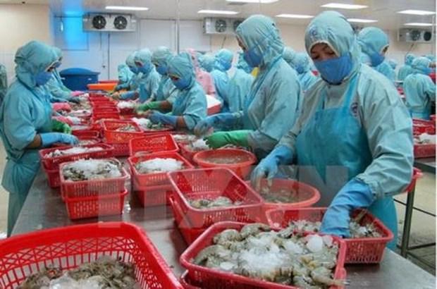2018年6月越南水产品出口额约达7.32亿美元 hinh anh 1