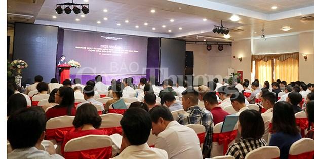 越南乂安省与老挝促进边贸往来 hinh anh 1