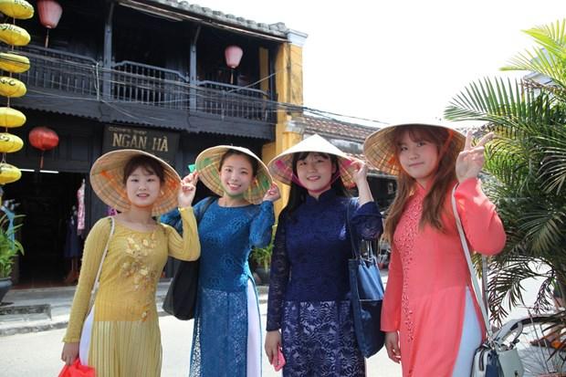 2018年上半年越南接待国际游客超过789万人次 hinh anh 1