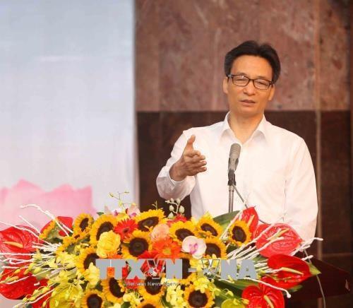 越南政府副总理:国家要强大、民族要独立、人民才幸福 hinh anh 1