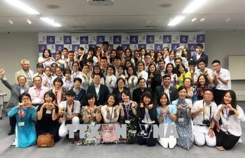 越南日语学习者日益增加 hinh anh 2