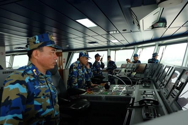 努力将北部湾建设成为和平之海、友谊之海 hinh anh 1