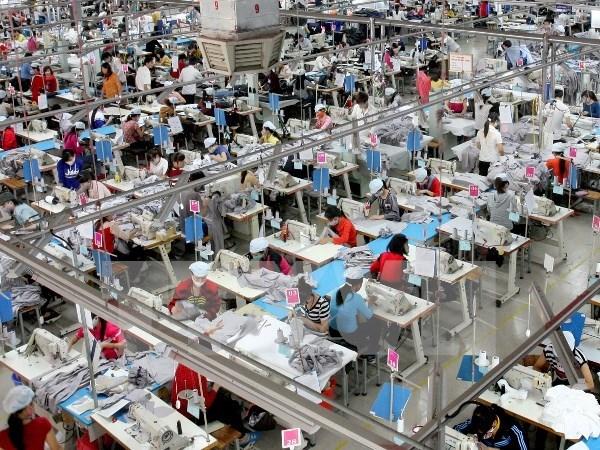 越南商品进出口额同比增长13% hinh anh 1
