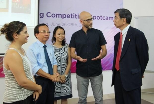 亚行支持越南岘港市企业孵化器能力建设 hinh anh 1