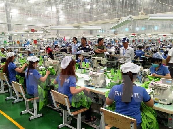 2018年上半年越南FDI新批和增资额累计达200多亿美元 hinh anh 1