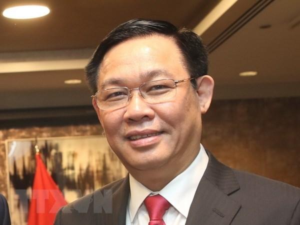 越南政府副总理王廷惠圆满结束对美国进行正式访问之旅 hinh anh 1