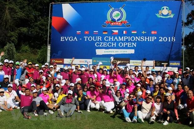 体育活动拉近海外越南人群体的关系 hinh anh 2
