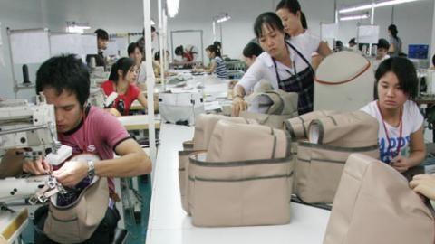 前5月越南箱包、帽子出口额达13.4亿美元 hinh anh 1