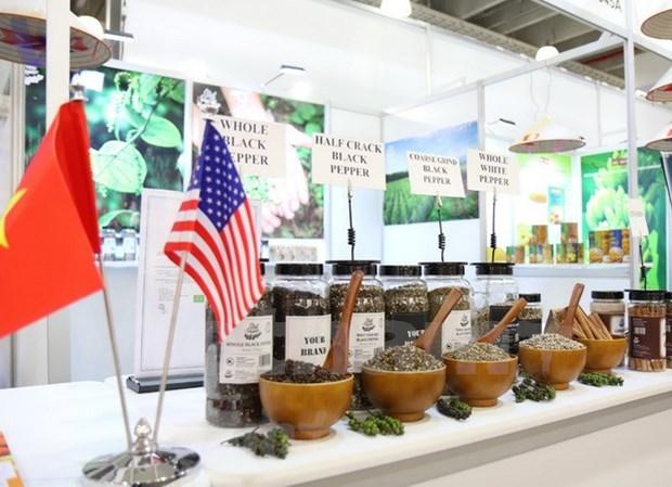 越南产品征服美国纽约最大优质食品及饮料展览会 hinh anh 2