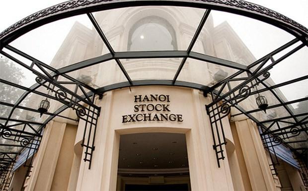 今年上半年河内证券交易所股份成交金额达10.4万亿越盾 hinh anh 1