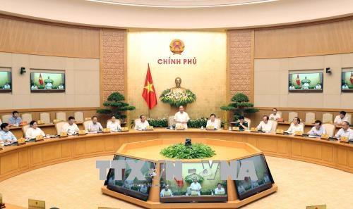 越南政府总理阮春福:更加注重法律制度建设工作 hinh anh 1