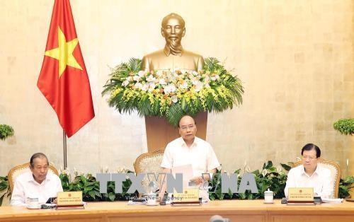 越南政府总理阮春福:更加注重法律制度建设工作 hinh anh 2