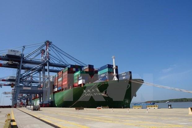 越南航海总公司预计2018年9月首次公开募股 hinh anh 1