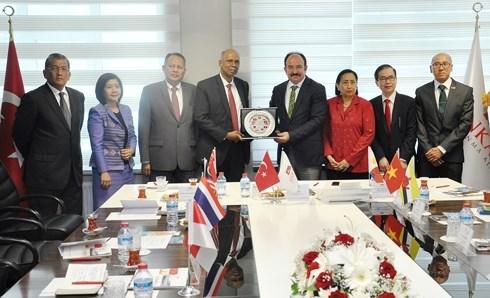 东盟安卡拉委员会为土耳其与东盟企业搭建桥梁 hinh anh 1