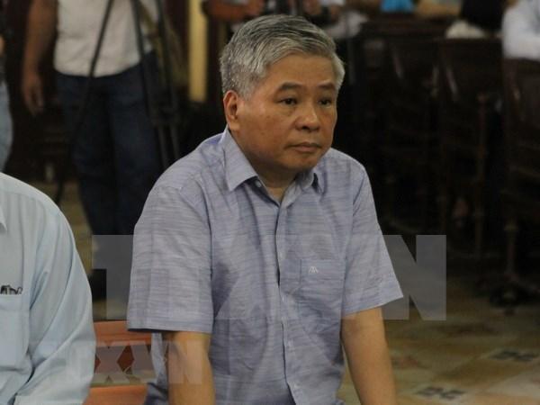 越南建设股份商业银行原董事长范功名腐败案一审公开宣判 hinh anh 1
