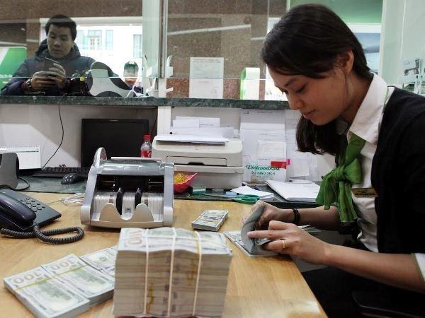 越南国家银行:在必要情况下愿意抛售外币 hinh anh 1