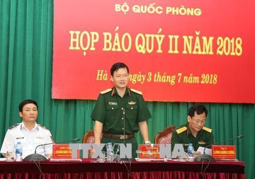努力提高越南海警海上执法力量的能力水平 hinh anh 1