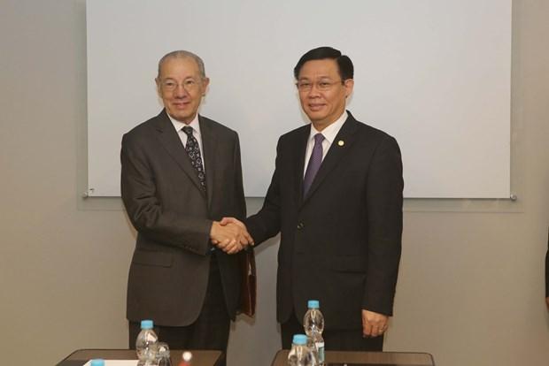 王廷惠出席越南巴西企业家论坛 促进越巴两国贸易投资合作 hinh anh 2